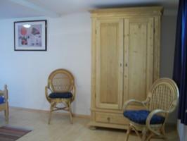 Kleiderschrank, Familienferienhaus, Schlafzimmer Möbel
