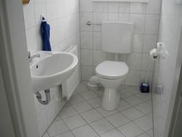 Toilette, Ferienhaus Karles, 4 Sterne Ferienhaus